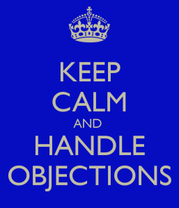 keep-calm-and-handle-objections
